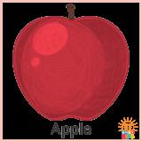 FruitsAndVegetables_Apple