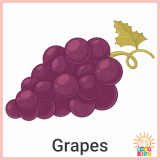 FruitsAndVegetables_Grapes
