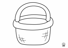 Basket.BlackAndWhite