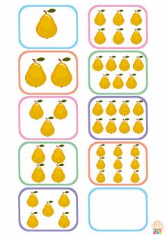 Numbers.Pears_