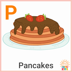 Flashcards.Flashcard.Food_Pancakes