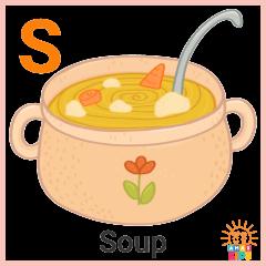 Flashcards.Flashcard.Food_Soup