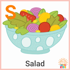 Flashcards.Flashcard.Food_Salad
