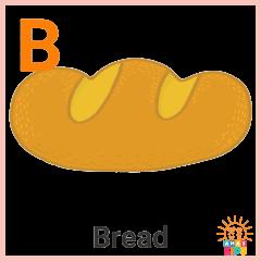 Flashcards.Flashcard.Food_Bread