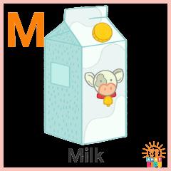 Flashcards.Flashcard.Food_Milk