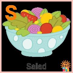 Flashcards.Flashcard.Food_Salad