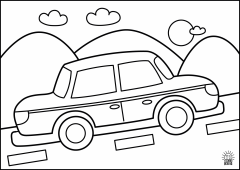 ColoringPage.Car1_
