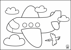 ColoringPage.Plane1_