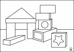 ColoringPage.Blocks1