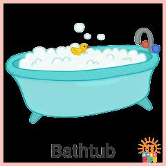 Bathroom.Bathtub