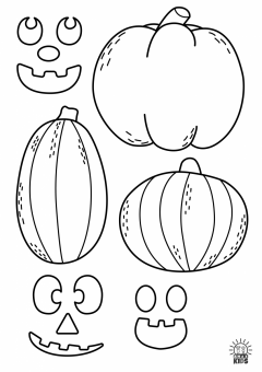 BlackAndWhite.Pumpkin1